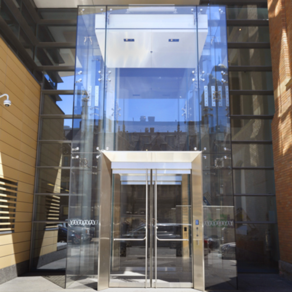 All Glass Vestibule Conditioning And Design Considerations