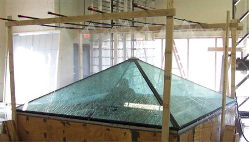 Insight Structural Glass Skylight Performance