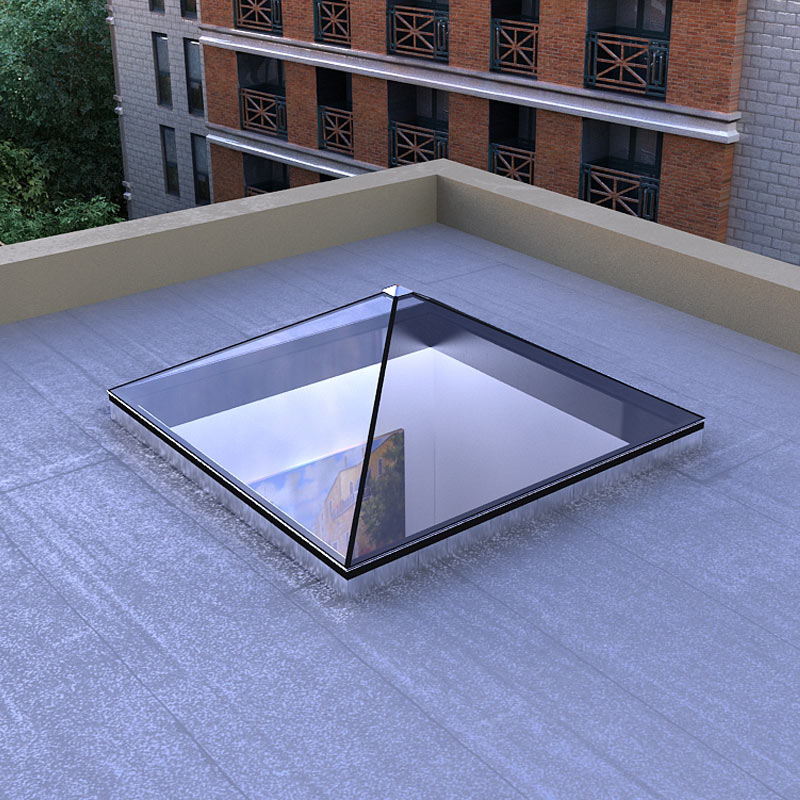 Standardized Glass Skylights