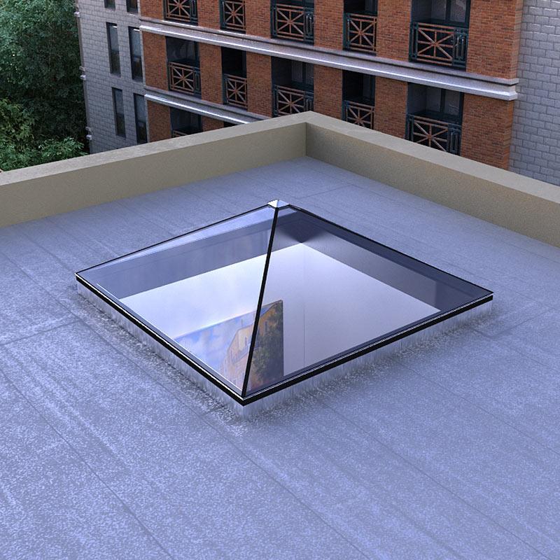Standardized Glass Skylights