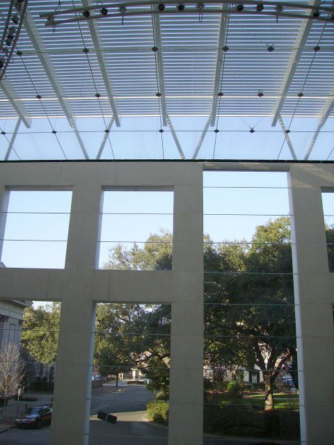 Telfair Museum Skylight