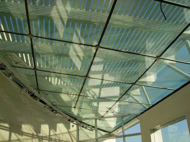Telfair Museum Skylight