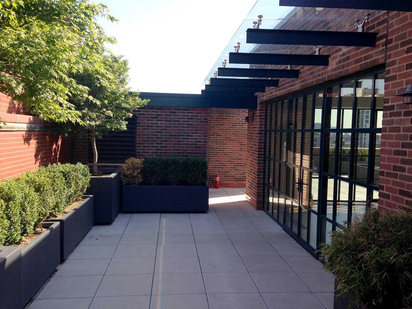 Glass Canopy - Roosevelt University - New York NY