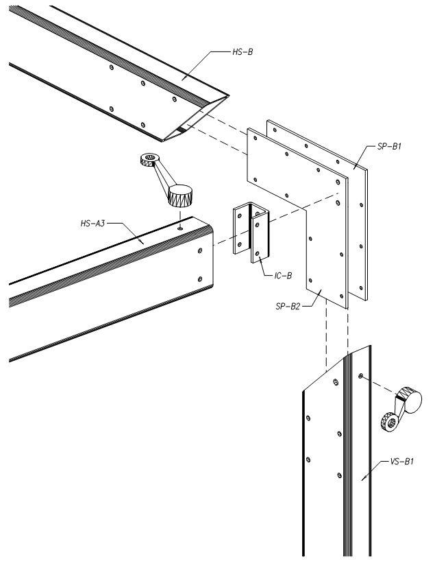 Example of drawing used in Design Assistance