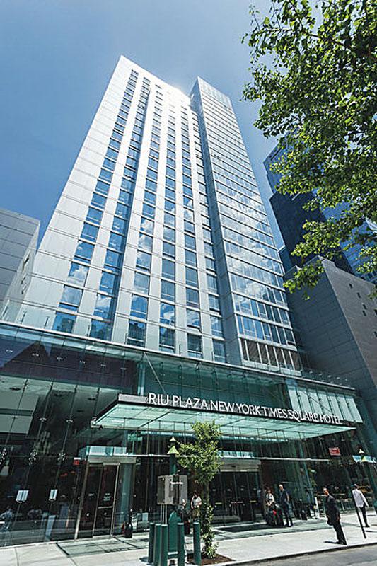 Riu Plaza Times Square Hotel 183 Bellwether Design Technologies